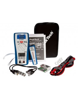 Digital multimeter  with LAN tester PEAKTECH 3365