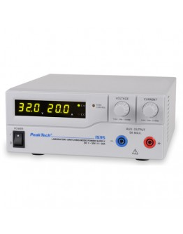 Laboratory Switching Mode Power Supply 32V/20A, PEAKTECH 1535