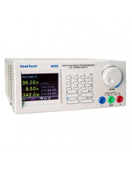 Laboratory Switching Mode Power Supply 36V/10A, PEAKTECH 1895