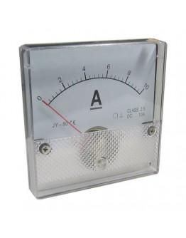 Analog Panel Meter R052, 0-10 A/DC