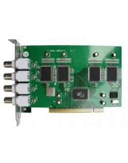 DVR Card DVR404A, 4 channels