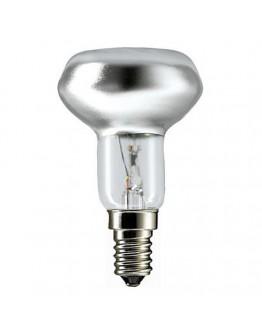 Reflector lamp R50, 60W, E14