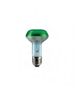 Incandescent lamp 40W, R63, L13GREEN