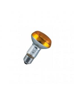 Incandescent lamp 40W, R63, L13ЖЪЛТ