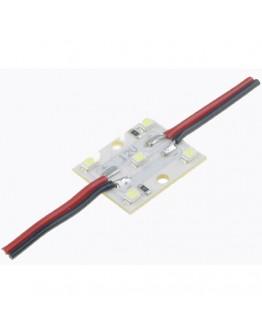 Led module, 5 diodes,  white