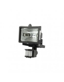 Outdoor halogen lamp with motion sensors - 500W