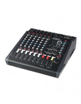 Mixer with build in power amplifier BW802D