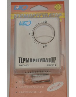 Thermoregulator bimetal  LEO