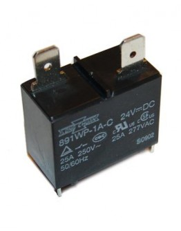 Relay 891WP-1A-24, 24V/25A