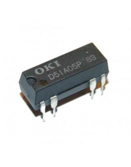 Relay D51A05P50,  5V/1A