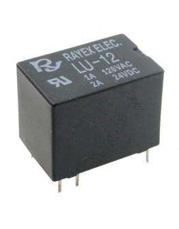 Relay LU-12, 12V/2A