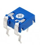 Trimmer potentiometers, single turn RM5/5