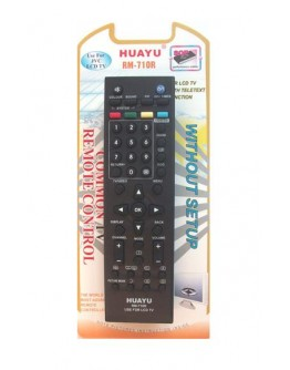 Universal remote control for JVC, RM710R