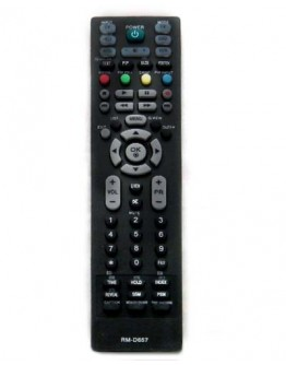 Universal remote control for LG, RM-D657