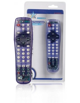 Universal remote control 4in1, URC20-22