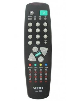 Remote control for VESTEL, MRT930