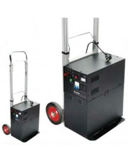 Movable solar power system SP1K-15ABC100
