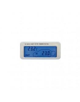 Digital auto thermometer