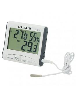 Digital Temperature Humidity Meter TH103