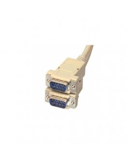Cable D-sub 9 M-M