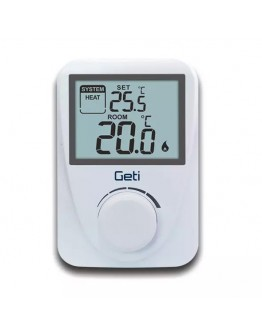 Thermoregulator GETI GRT01