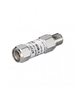 Mini coaxial cable amplifier 18 dB (DVB-T)