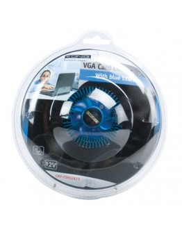 VGA COOLER WITH BLUE LED